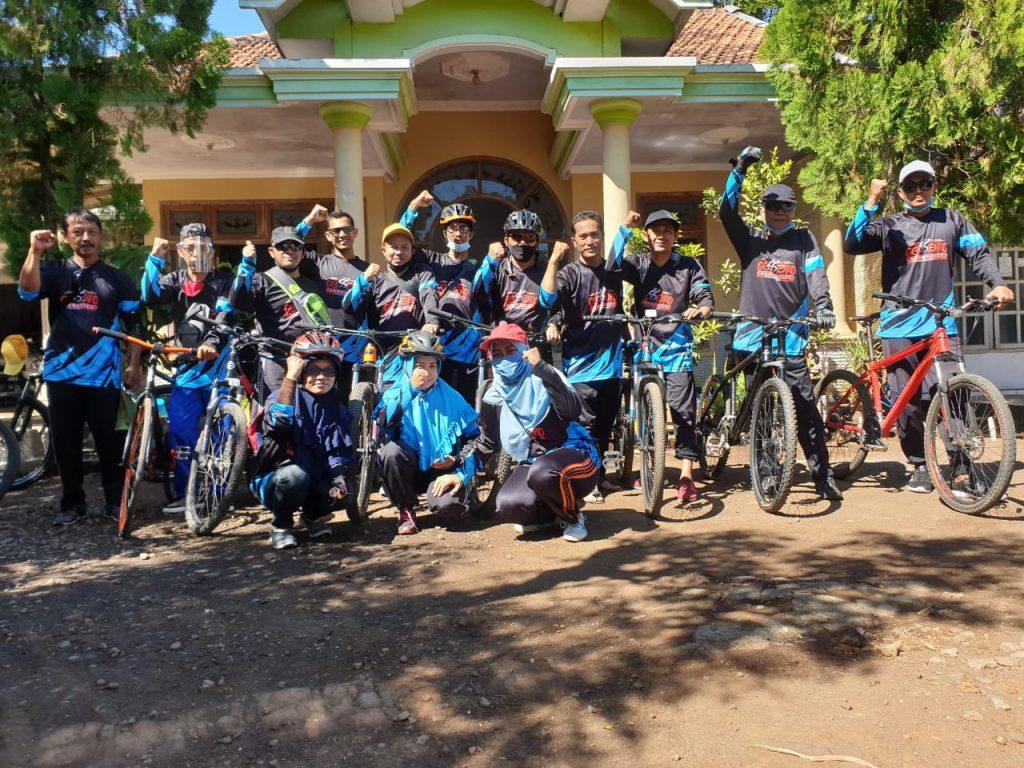 GossPro Community di kediaman Bapak Soleh staff TU MandaPro Exist