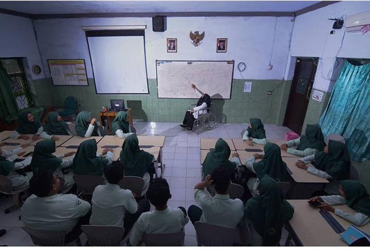 Juara 1 Lomba Foto GTK Madrasah Tahun 2019